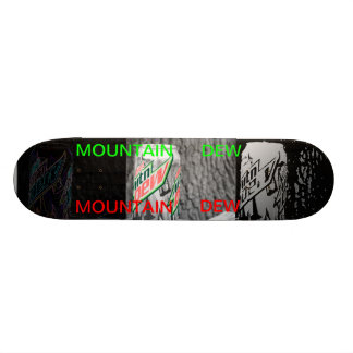 Mountain Dew Skateboard