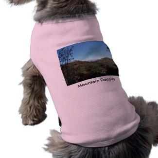 Mountain Doggies petshirt