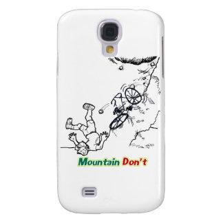Mountain Don't Samsung Galaxy S4 Case