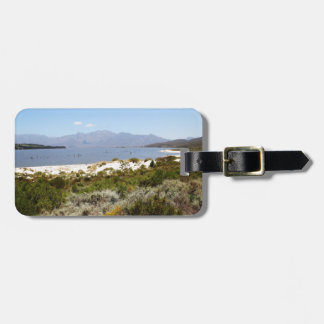 Mountain drive into the town of Franschhoek Travel Bag Tag