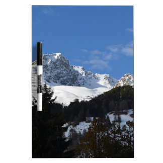 Mountain Dry Erase Board