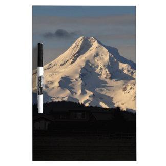 Mountain Dry-Erase Board