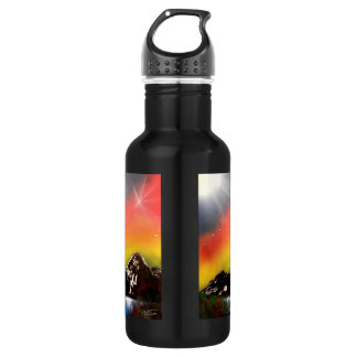 Mountain Falls 18oz Water Bottle