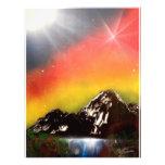 Mountain Falls Custom Letterhead