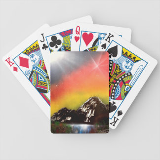 Mountain Falls Deck Of Cards