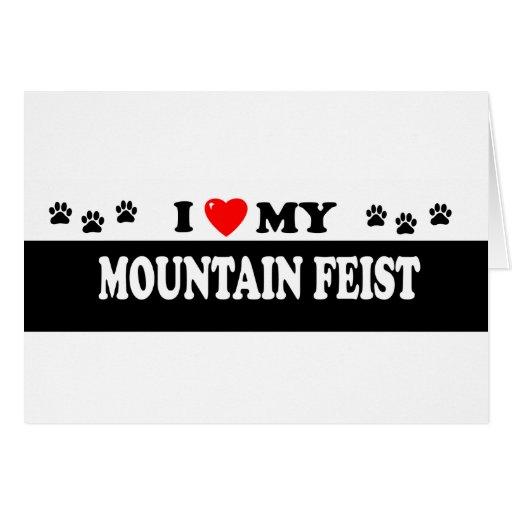 MOUNTAIN FEIST CARD