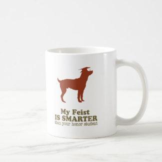 Mountain Feist Classic White Coffee Mug