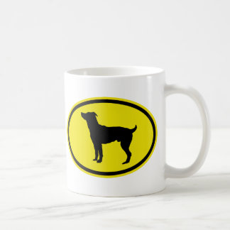 Mountain Feist Coffee Mug