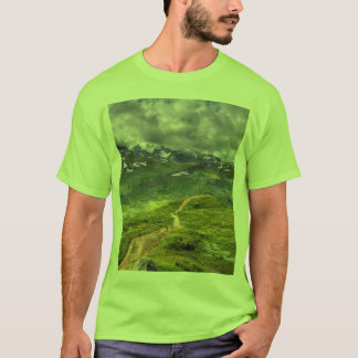 Mountain footpath T-Shirt