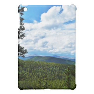 Mountain Forest and Skyline Case For The iPad Mini