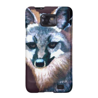Mountain Fox Hunters Wildlife Forest Animals Gifts Samsung Galaxy SII Cover