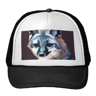 Mountain Fox Hunters Wildlife Forest Animals Gifts Hats
