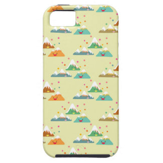 """""""Mountain Friends"""" iPhone 5/5S Vibe Case"""