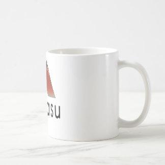 Mountain fugi coffee mug