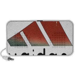 Mountain fugi speaker system