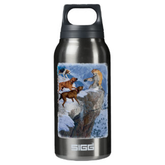 Mountain Fury Insulated Water Bottle