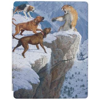 Mountain Fury iPad cover