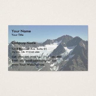 Mountain Glacier Business Card