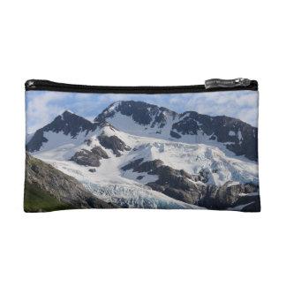 Mountain Glacier Cosmetic Bag