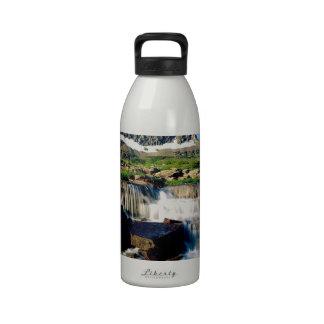 Mountain Glacier Park Montana Drinking Bottles