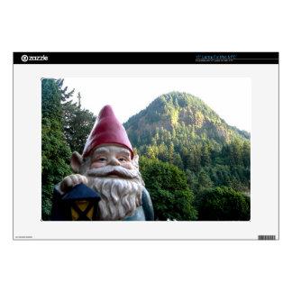"""Mountain Gnome 15"""" Laptop Skins"""