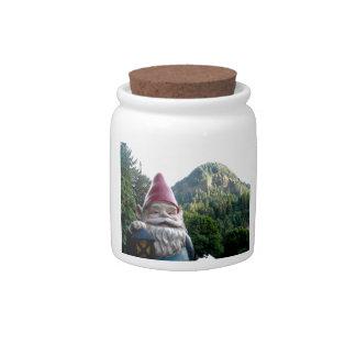 Mountain Gnome Candy Dish