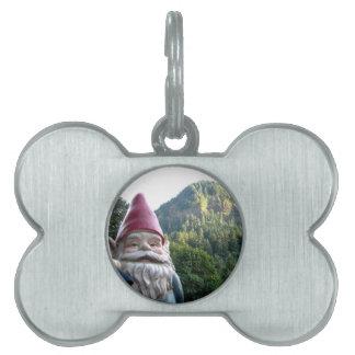 Mountain Gnome Pet Tag