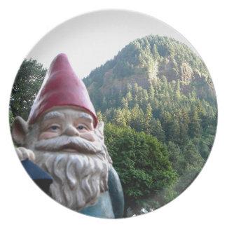 Mountain Gnome Plate
