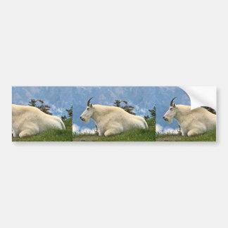 Mountain Goat Bumper Stickers
