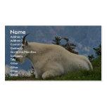 Mountain Goat Business Card Templates
