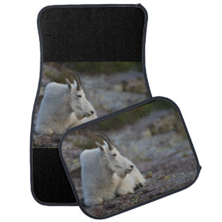 Mountain Goat Car Mat