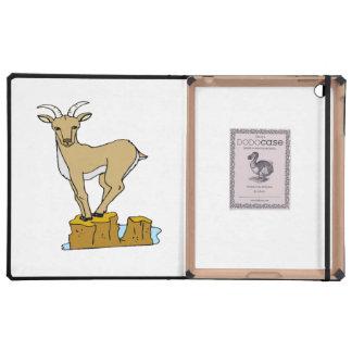 Mountain Goat iPad Covers