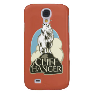 Mountain Goat Cliffhanger Galaxy S4 Cover
