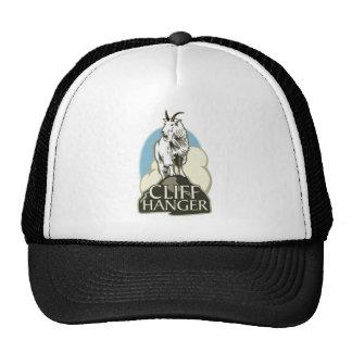 Mountain Goat Cliffhanger Mesh Hat