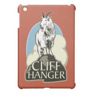 Mountain Goat Cliffhanger iPad Mini Case