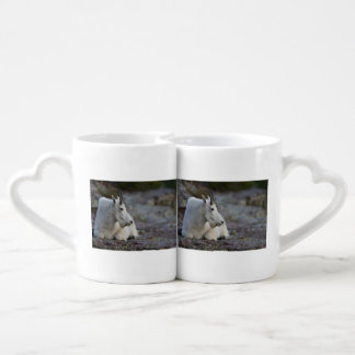 Mountain Goat Coffee Mug Set