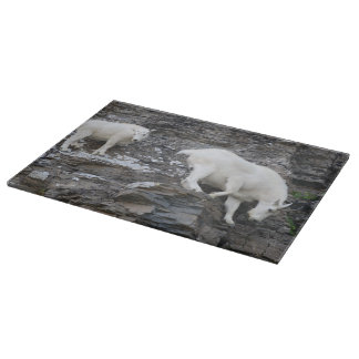 mountain goat cutting board
