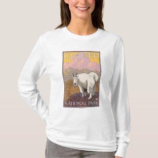 Mountain Goat - Glacier National Park, MT T-Shirt