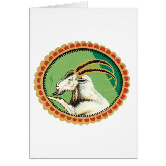 Mountain Goat Graphic Card