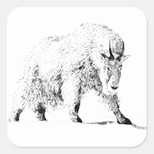 Mountain Goat Logo