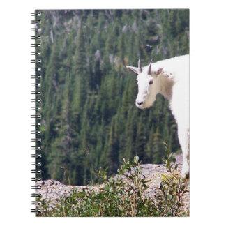 Mountain Goat Notebook