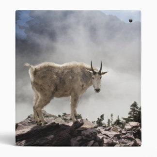 Mountain Goat on Gunsight Pass Binder