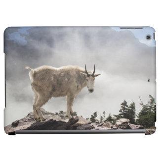 Mountain Goat on Gunsight Pass iPad Air Cover
