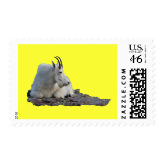 Mountain Goat Postage Stamps