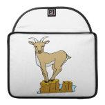 Mountain Goat Sleeves For MacBooks