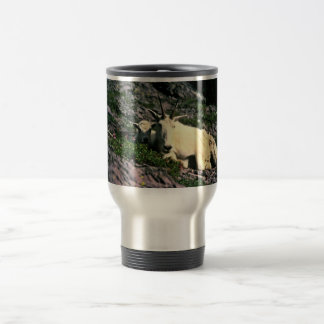 Mountain Goat Travel Mug