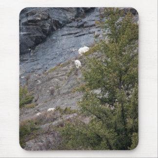 Mountain Goats Mouse Pad