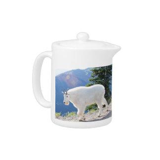 Mountain Goats Teapot