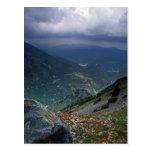 Mountain Gorge on the Island of Crete Postcard