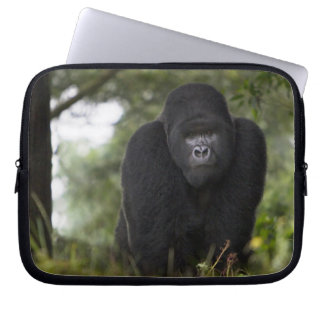 Mountain Gorilla and Silverback 3 Computer Sleeve